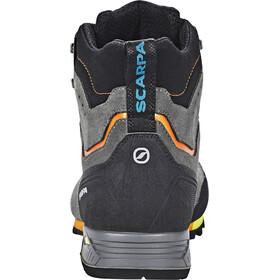 Scarpa Zodiac Plus GTX Shoes Herre shark-orange